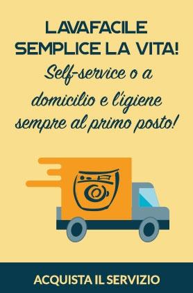 Lavanderie LavaFacile -  La prima lavanderia self service a Rimini con servizio a domicilio.